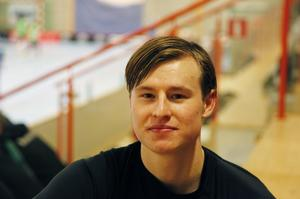 Rimbotalang blickar framåt. Johan Lundgren hoppas på vändning.