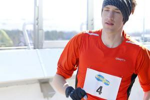 André Rangelind blev först – och kanske sist – att gå under tre timmar i Svampenmaran.