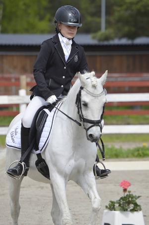 Nanstas Thula Olskims och 20-årige Caboy tog två andraplaceringar. I lagtävlansprogrammet i hård konkurrens med C-ponnyer.