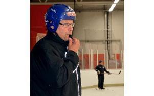 """Anders """"Myggen"""" Eriksson tror Dalarna kommer att göra bra ifrån sig i tv-pucken. Foto: Berit Zöllner"""