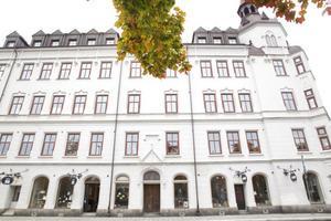 Westergrenska huset i nationalromantisk andauppfördes av grosshandlaren Johan Adolf Westergren.