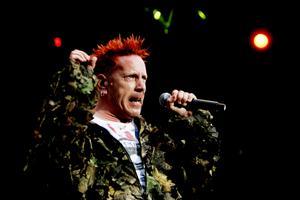 Johnny Rotten i Sex Pistols