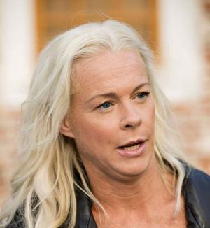 Malena Ernman.Foto: Rickard Nilsson/TT