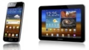 4G-versioner av Galaxy S2 och Tab 8.9