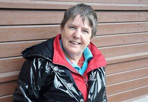Birgitta Blom, Åre:– Det finns så lite för oss som bor här, den fasta befolkningen i Åre. För turisterna satsar man på bostäder men de är så fruktansvärt dyra, de har man inte råd att köpa.