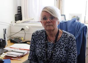 Yvonne Oscarsson blev ordförande i omsorgsnämnden efter att Helena Brink hoppat av.