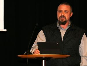 Jimmy Olsson (SD), Hallsberg