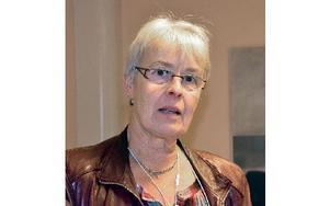 Marianne Trana, socialchef i Säter. Foto: Berit Zöllner/DT