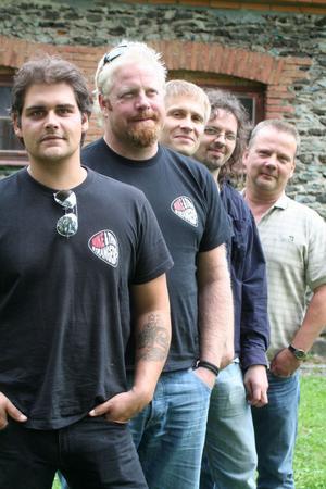 I dag i hyttan. Mike and the Strangers är ett av de band som uppträder när det är dags för Gränslös Musik i hyttan.Foto: Ulrica Källström/arkivbild
