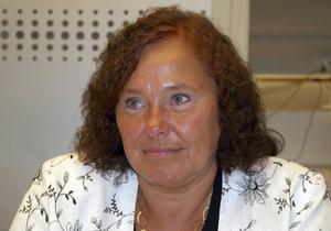 Carina Östansjö, oppositionsråd, Liberalerna.