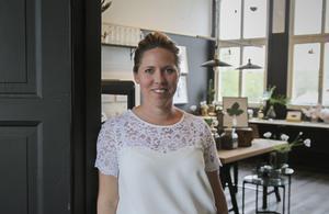 Sofia Leanders hoppas på besökare från hela mellansverige.