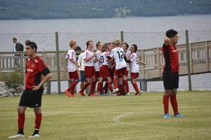 Alnö IF lyckades göra 2-2 i de sista minuterna av finalen P15. Matchen avgjordes på straffar.
