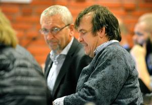 Kjell Grip och Dan Thornberg.