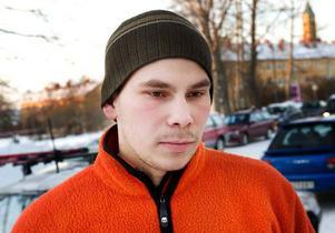 Björn Danielsson, Frösön– Nej, jag ska  i alla fall inte vara tomte. Det blir nog andra som sköter det jobbet.