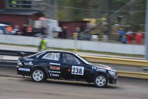 Per Engstrand slutade fyra i finalen men ligger tvåa totalt.