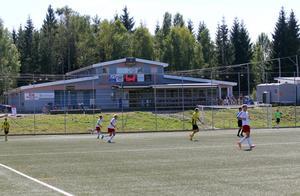 Det fotbollsprofil som AC Milan driver är för kostsam för Nynäshamns kommun, anser Sorundanet. Foto: NP/arkiv