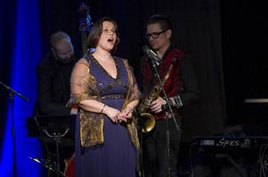 Ann-Marie Backlund kommer att uppträda på Opera på Kajen.