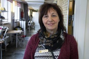 Rose-Marie Larsson började som rektor vid Vågbroskolan i mars.
