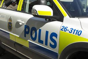 Under en rutinkontroll i Alfta stoppade polisen en kvinna som var drogpåverkad.
