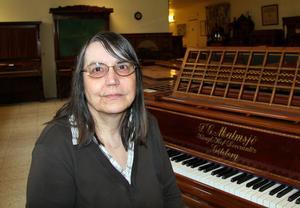 Eva Helenuis, initiativtagare till Klaverens hus.