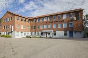 Slottegymnasiet i Ljusdal. Fotograf: Mikael Wallin