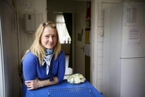 Barnen får lära sig att maten är spännande, att fredagsmys kan innebära en hälsosam smoothie i stället för chips och läsk, berättar Emma Söderholm på Gåvans förskola i Mörsil.