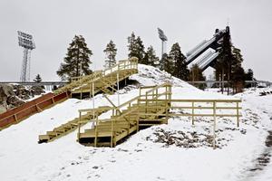 Ffnns det någon förening i Falun som ens kommer nära det stöd Holmens IF har fått? undrar Falubo. Foto: Claes Söderberg/Arkiv