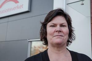 Maria Löfgren vid Migrationsverket berättar att de fyra boendena i Fredriksberg börjar stängas i slutet av mars och att avvecklingen ska vara genomförd i mitten av maj.