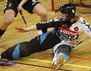Hanna Pettersson har gjort ett utmärkt jobb i Rönnby-kassen.