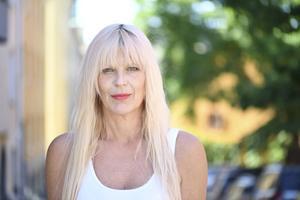 Kajsa Grytt, mentor i projektet Systrarna.