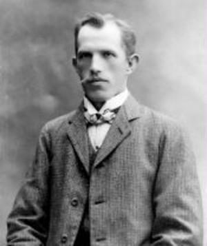David Andersson, borstbindaren som blev upphovet till namnet Davidstad.