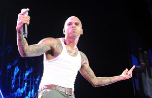 Chris Brown.Foto: Katy Winn/AP/Scanpix