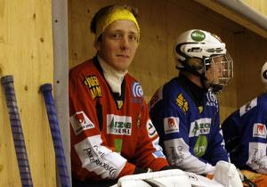 LBK-målvakten Jimmy Svensson ska hjälpa Broberg den här säsongen.