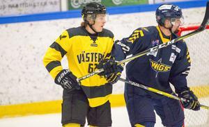 Pontus Holmberg, VIK Hockey