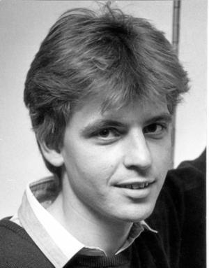 13. Ordförande i Grön ungdom 1988