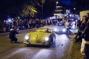 I helgen är det cruising i centrala Gävle. Foto: Markus Boberg