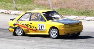 Peter Rosell lyckades till slut ta dubbla segrar på Eriknäsbo.