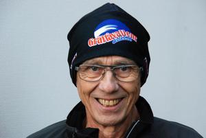 Per-Olof Husberg, Gräftåvallens skidklubb.Fotograf: Torbjörn Ohlsson