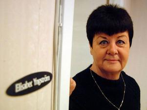"""""""Jag kan bara bekräfta att Åke Ljus-berg är aktuell som kommundirektör"""", säger Elisabet Yngström."""