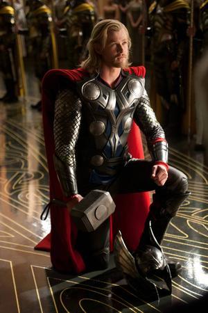 I Italien kallas Riccardo Gagliolo för Thor efter Chris Hemsworths filmkaraktär som han liknar.