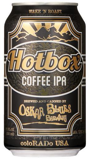 Hotbox Coffee IPA.