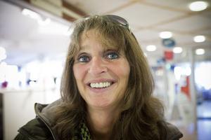 Katrin Branke, 48 år, Ed, Korskrogen:– Ja, absolut. Ofta vill man inte ha musik där man äter, för då kan man inte prata. Jag brukar välja lugna restauranger.