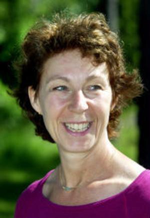 Margareta Englund är arbetsterapeut på barn- och ungdomsneurohabiliteringen.