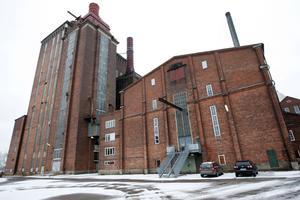 Ångkraftverket Kokpunkten i Västerås.