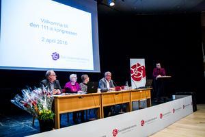 Socialdemokraterna i Gävleborg årskongress i Hudiksvall 2016