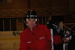 Fredrik Muller är en av tränarna.