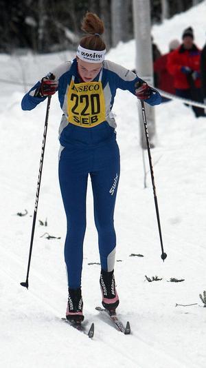 Erika Forslin, Hudiksvall.