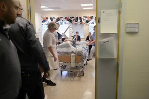 Sundsvall 1 april: En kvinna hittas död i Sidsjö.