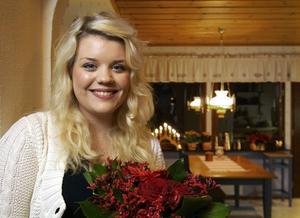 Cassandra Sundin är nyinvald riksdagsledamot från Sundsvall. Bilden är från 2008.