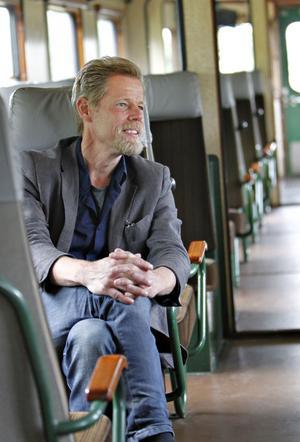 Robert Sjöö, chef för Trafikverkets museer, känner inte till något museimagasin som är större än järnvägsmuseets.– London Transport Museum har 600 kvadratmeter mindre – till min stora förtjusning!